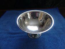 Vintage DGH Sterling Silver Small Candy Dish Dansk Guldsmede Handvaerk 925S