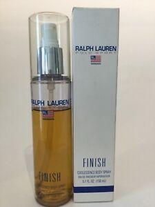 Ralph Lauren Polo Sport Finish. 150ml Coolessence Body Spray for Women. 80% full