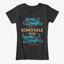 Classy Schnoodle Dad Women's Premium Tee T-Shirt