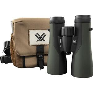 Vortex Crossfire HD 10x50 Binoculars with GlassPak Case CF-4313 hunting birding