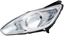 Chrome clear finish Left side H1 H7 headlight for Ford C Max II from 2010  TYC