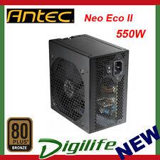 Antec Neo Eco Classic 550w 80 Plus Bronze ATX Power Supply Neo550c