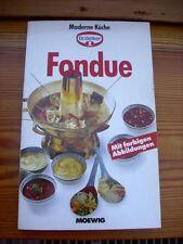 Fondue. Moderne Küche Dr. Oetker