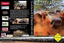 Cliffhanger 2015 DVD Jeep Wrangler XJ TJ YJ JK Rubicon Grand Cherokee Scrambler