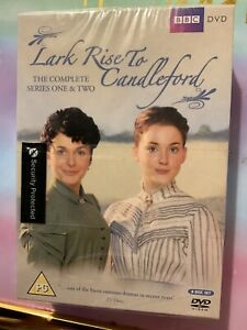 LARK RISE TO CANDLEFORD COMPLETE SERIES 1 & 2 DVD COLLECTION Season 1-2 New