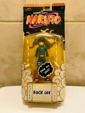 "2006 Shonen Jump's Naruto - 6"" ROCK LEE Snap On Gear Figure - Sealed & Unopened."