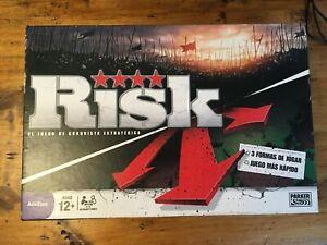 Risk (Hasbro 2008) en español