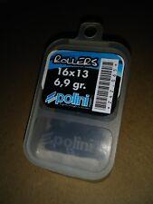 Polini Roller weights 6.9 grams 16x13 Honda elite sa50 dio se50 aero nb50 Ez fix