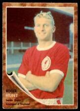 Carte collezionabili calcio 1963 singoli Liverpool