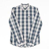 VGC Vintage LEE Blouse Check Shirt | Womens L | Cowboy Plaid Retro