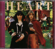 CD (NUOVO!). Heart-Little Queen (Dig. REM. +2 BARRACUDA Stairway to Heaven mkmbh