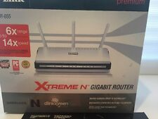 D-Link N450 Xtreme 300 Mbps 4-Port Gigabit Wireless N Router (DIR-655)