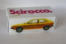 Repro Box Schuco 1:66 VW Scirocco Werbeschachtel