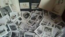 Vintage 1930-1960s Photos Family Photos Children Vacations Cars Homes Clothes