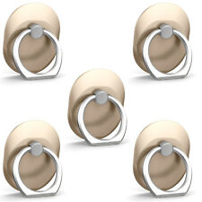 5x 360 Universal Rotating Finger Ring Stand Holder & Stand Mounts For Cell phone