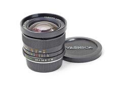Yashica ML 2.8/24mm f/2.8 24mm grandangolo per Contax/Yashica No.A1513845