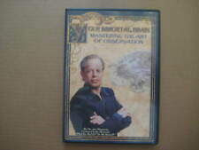 YOUR IMMORTAL BRAIN  Mastering The Art Of Observation VOL 1 USA DVD 2005 OOP