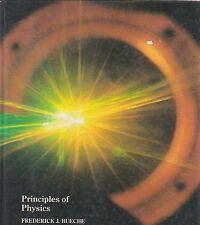 PRINCIPLES OF PHYSICS di Frederick Bueche - McGraw Hill editore 1988