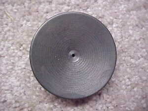 "STANDARD DIOPTER DISK FOR GERMAN SCHUETZEN TARGET RIFLE 2"" DIAMETER"