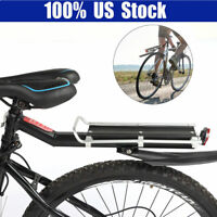 New Mountain Bike Bicycle Rear Seat Luggage Shelf Rack Carrier Cycling Accessory