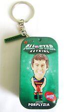 JASON PORPLYZIA ADELAIDE CROWS AFL 2010 ALL STARS BIG HEAD KEYRING KEY RING TIN