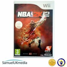 NBA 2K12 (Wii) **GREAT CONDITION**