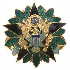 New listing Us Army Staff Identification Badge