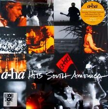 A-Ha - Hits South America LP - NEW COPY - Sealed - RECORD STORE DAY 2016  RSD