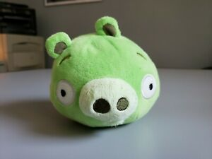 """Angry Birds Bad Piggie Pig 5"""" Commonwealth Toys"""