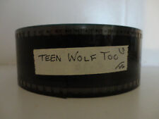 TEEN WOLF TOO (1987) 35mm Film Trailer  collectible SCOPE  1min 50sec