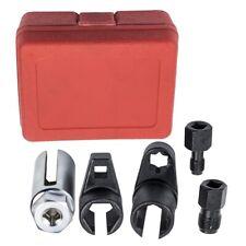5x Oxygen Sensor Socket Vacuum Wrench O2 M12 M18 Tool Renew Thread Chaser