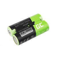 Batterie pour navigation GPS Garmin 010-01918-12 010-01918-12V5 2000mAh