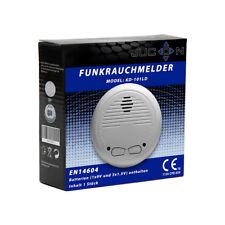 3er Pack Jucon Funkrauchmelder Brandmelder Rauchmelder