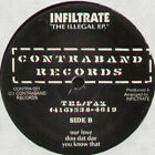 INFILTRATE - The Illegal EP - contraband