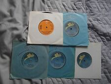 MICHAEL JACKSON-5 OFF THE WALL ERA SINGLES ALL PLAY WITH NO JUMPS