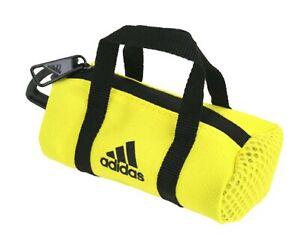 Adidas TINY MINI Clutch Bags Key-ring Casual Yellow Fashion Duffle Bag FQ5260