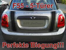 Streifen Boot Stripes Aufkleber Heckklappe f. BMW MINI COOPER F55 One Works Jack