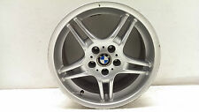 Original 2003 BMW 525i eine Felge Alufelge Double 5 Spoke  18x8J  86741