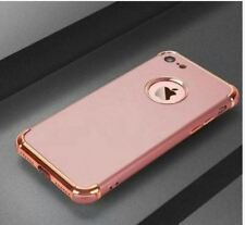 IPhone X dawning 3in1 tpu soft case - ROSE GOLD