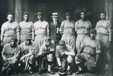 1931 NEW JERSEY BACHARACH GIANTS 8X10 TEAM PHOTO BASEBALL PICTURE NEGRO LEAGUE