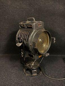 ARRI Filmscheinwerfer, Theater Bühnenstrahler, Scheinwerfer, 5 Kw, 50/60er Jahre