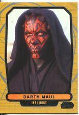 Star Wars Galactic Files 2 Base Card #379 Darth Maul