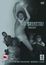 Bo Selecta Trilogy The Complete Series 1-3 DVD Original UK Release New Sealed R2