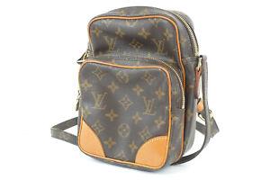 LOUIS VUITTON Amazon Monogram Shoulder Bag M45236