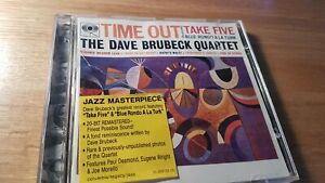 The Dave Brubeck Quartet : Time Out CD (1997) Expertly Refurbished Product