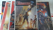 from Avengers Captain America Comic lot THE ULTIMATES 1-13 nm bagged boarded