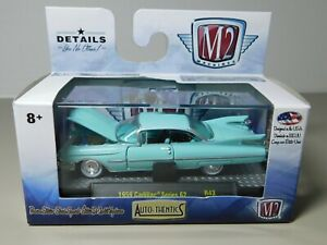 M2 Machines 1959 Cadillac Series 62  1:64 Scale Mint and boxed