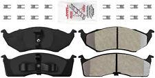 Disc Brake Pad Set-AWD Front Autopartsource PRM591