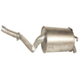 Bosal 282-333 Exhaust Muffler Assembly For 87-93 Mercedes-Benz 190E