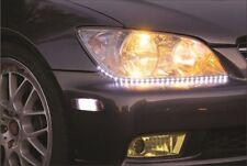 LED flexible circulación diurna DRL 2x 36 Cm Tira LED Indicador Señal Giro De Tubo